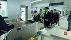 VIDEO: MRT Resmi Beroperasi, Ada Kendala saat 'Tapping' Kartu