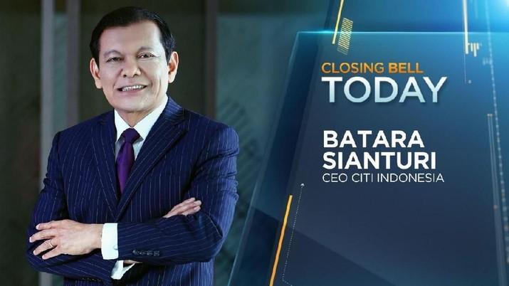 CEO Citi Indonesia (Citibank) Batara Sianturi bakal membeberkan rencana perseroan di 2019.