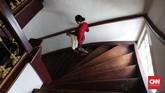 Di bawah kamar Pangeran Diponegoro merupakan penjara wanita, yang mana Komandan Perempuan Aceh Cut Nyak Dhien ditahan pada 1902. (CNNIndonesia/Safir Makki)