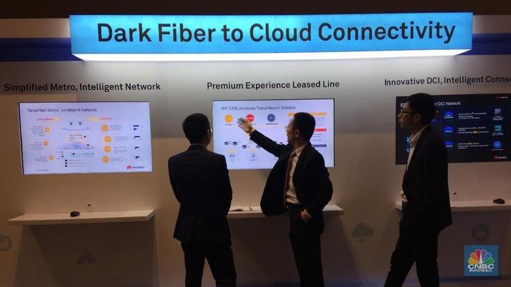 Huawei mengenalkan empat solusi baru untuk mendukung transformasi infrasruktur penyedia internet (internet service provider/ISP)