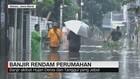 VIDEO: Hujan Deras, Banjir Rendam Perumahan di Bekasi