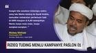 VIDEO: Kemlu Bantah Rizieq Soal Menlu Kampanye Paslon 01