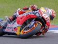 Marquez Pole Position di MotoGP Prancis, Rossi Kelima