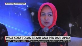 VIDEO: Walikota Tolak Bayar Gaji P3K dari APBD