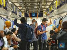 Tarif Normal MRT Berlaku Senin 13 Mei 2019, Ini Rinciannya!