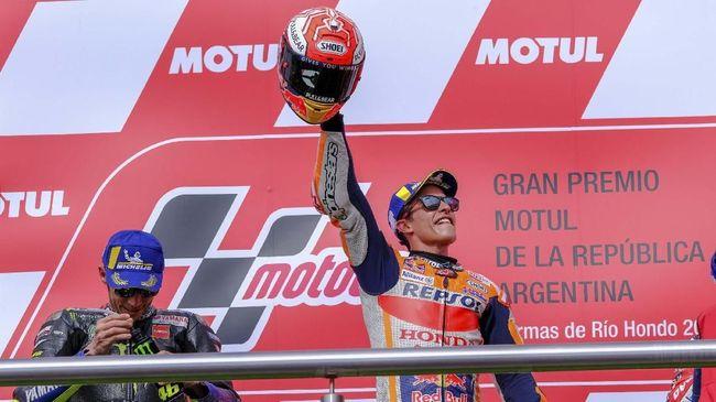 Sang Ayah Ragu Rossi Akan Berdamai dengan Marquez