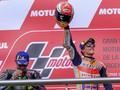 Marquez: Jabat Tangan Rossi Seperti Mencium Wanita