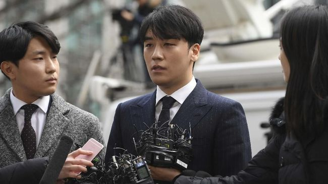 Polisi Jerat Seungri dan YG dengan Tuduhan Perjudian