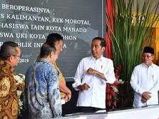 Pak Kades Minta Dana Operasional, Jokowi: Segera Diputuskan!
