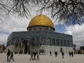 Halau Penyebaran Corona, Masjid Al Aqsa Ditutup Total