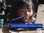 Apple Pangkas Harga Iphone di China