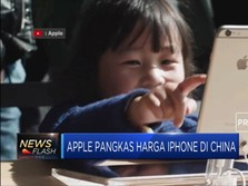 Apple Pangkas Harga Iphone di China