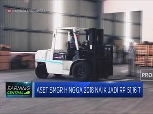 Aset SMGR Hingga 2018 Naik Jadi Rp 51,16 T