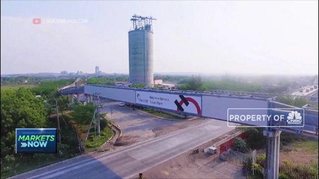 SMCB Pabrik Semen Ex-Holcim Meledak, Apa yang Terjadi?
