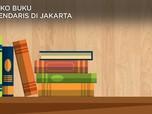 Hampir Hilang, Ini Nasib Toko Buku Legendaris di Jakarta