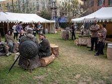 Jelang Akhir Game of Thrones, Penggemar Serbu 'Westeros'