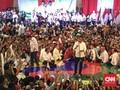 Orasi di Palembang, Jokowi Sindir Pihak yang Remehkan TNI