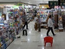 Tergusur di Kwitang, Ini Nasib Pelapak Buku Bekas di Blok M