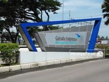 Buntut Sanksi Laporan Keuangan, Saham Garuda Jeblok 3%