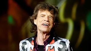 Mick Jagger Hadiri Acara Balet usai Operasi Jantung