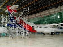 Maskapai di Ambang Jurang Bangkrut, Teknisi Pesawat Nganggur