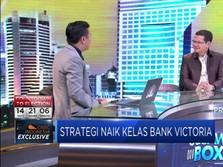 Strategi Bank Victoria Sambut Investor Strategis