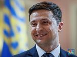 Dari Pelawak ke Kursi Presiden, Siapa Volodymyr Zelenskiy?