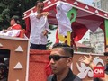 Jokowi: Jangan Golput karena Pilpres Habiskan Rp25 Triliun