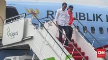 Lagi Kunker, Jokowi Hadiri Akad Nikah Putri Rais Aam PBNU