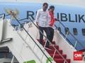 Jokowi Respons Tuduhan Politisasi HUT BUMN untuk Kampanyenya