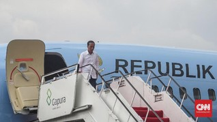 Organisasi Buruh Transportasi Dunia Surati Jokowi Soal Garuda