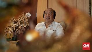 Tahir, Orang Kaya ke-7 di RI jadi 'Penasihat' Jokowi