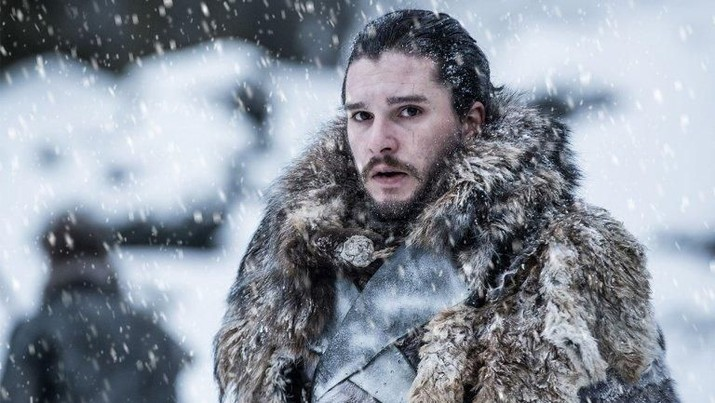 You Know Nothing, 'Jon Snow' Dibayar Rp 7,1 M/Episode di GoT