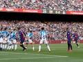 Tendangan Bebas Lionel Messi Selalu Bikin Lawan Takut