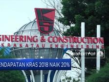 Krakatau Steel Catat Rugi Bersih USD 74,81 Juta