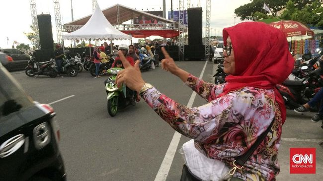 Kampanye Prabowo Dikawal 622 Personel Polda Sumbar