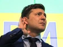 Volodymyr Zelenskiy, Pelawak Perebut Takhta Presiden Ukraina