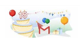 Google Rayakan Ulang Tahun Gmail ke-15