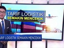 Tarif Logistik Semakin Mencekik
