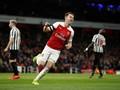 Arsenal Unggul atas Newcastle United 1-0 di Babak Pertama