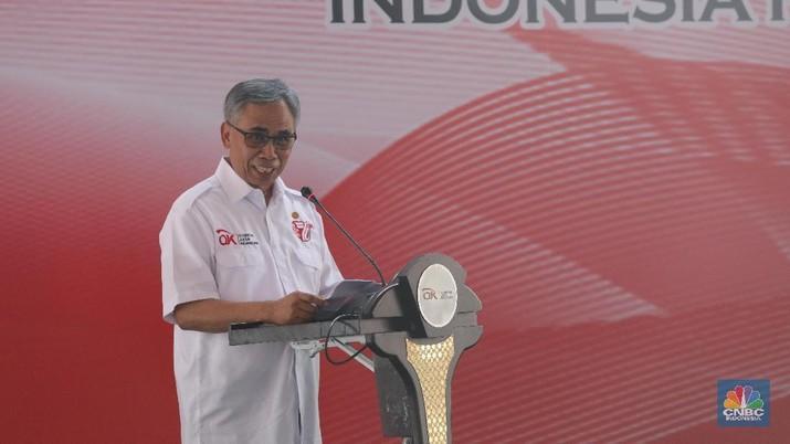 Bos OJK Undang Investor Inggris Berinvestasi di Indonesia