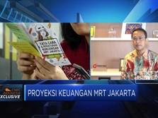 Inilah Stasiun MRT Jakarta Berskema Naming Rights