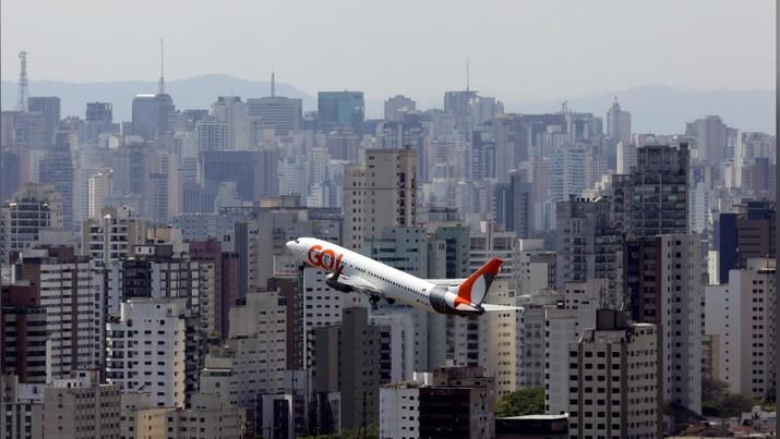 Wow! Maskapai Terbesar Brazil Tak Takut Pakai Boeing 737 MAX