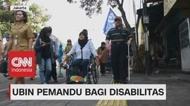 VIDEO: Kampanye Ubin Pemandu Untuk Penyandang Disabilitas