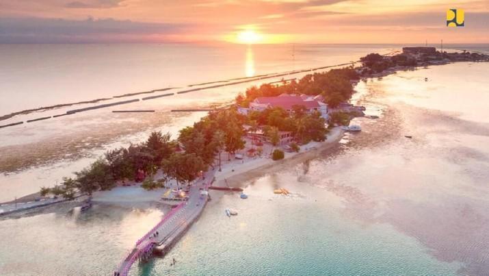 Seperti Maldives, Ini Wajah Baru Wisata Kepulauan Seribu