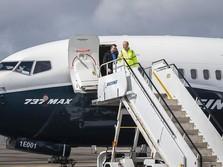 Fitch: Musibah Boeing 737 MAX Tidak Bikin Tiket Naik