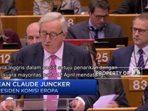 Uni Eropa Beri Tenggat 12 April untuk Brexit