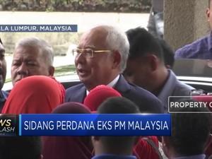 Sidang Perdana Eks PM Malaysia