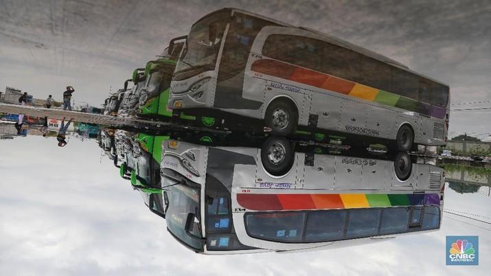 Ini Harga Tiket Bus Mudik 2019 Ke Jawa Tengah