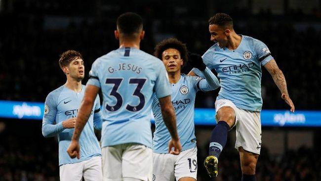 Manchester City Bisa Kehilangan Dua Gelar dalam Empat Hari